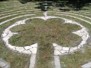 Philmont Labyrinth design