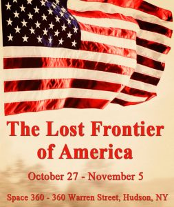 The Lost Frontier of America poster