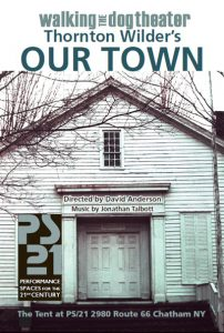 Our Town playbill