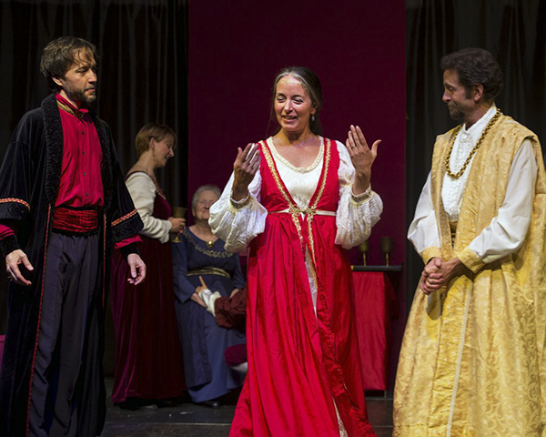 Scene from a Winter's Tale