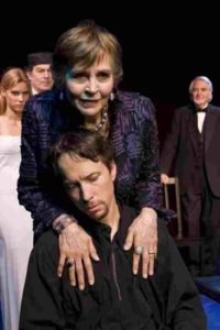 WTD's 2007 production of Hamlet. Photo credit: Dan Region