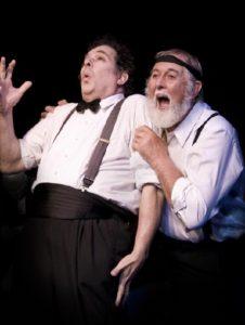 WTD's 2007 production of Hamlet. Photo credit: Dan Region
